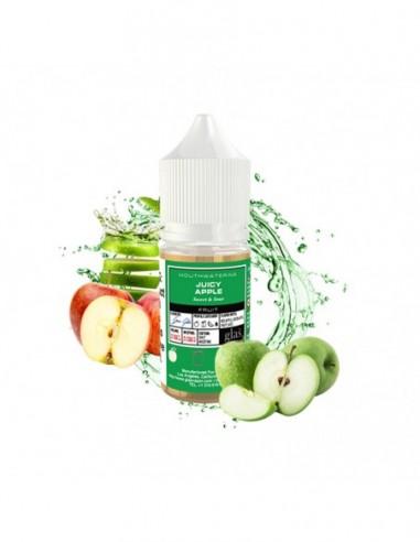 Juicy Apple - Glas Basix Salt 50mg 30ml:0 US