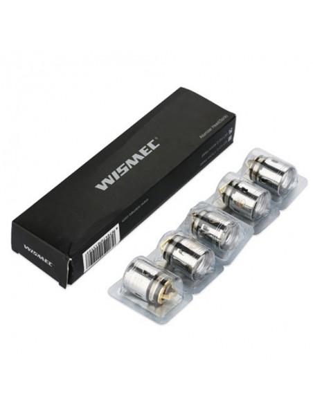 Wismec WM Coils (WM01-0.4ohm/WM02-0.15ohm/WM03-0.2ohm) 0