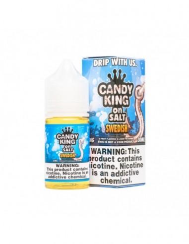 Swedish - Candy King On Salt 50mg 30ml:0 US