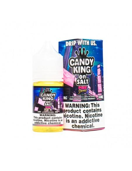 Pink Squares - Candy King On Salt 50mg 30ml:0 US