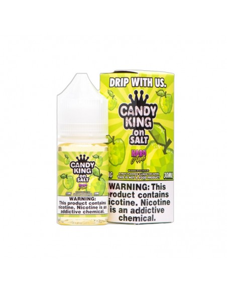 Hard Apple - Candy King On Salt 35mg 30ml:0 US