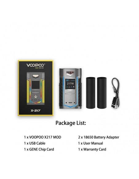 VOOPOO X217 Box MOD 1