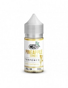 CBDfx Vape Oil - Pineapple Express 0