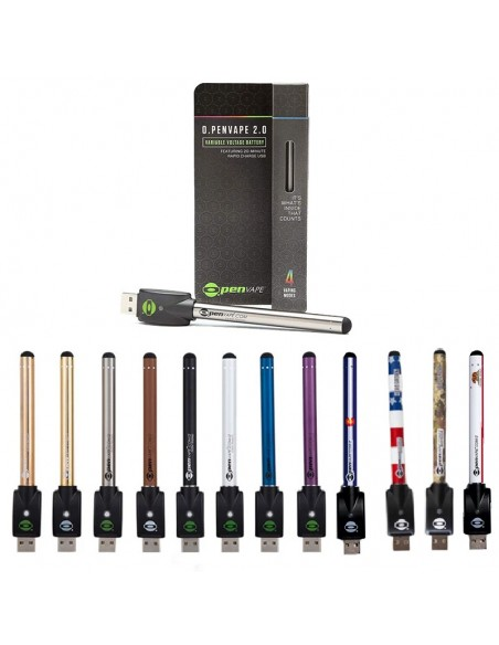O.Pen Vape 2.0 Variable Voltage Battery 0
