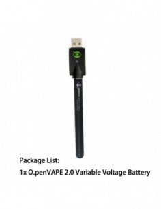 O.Pen Vape 2.0 Variable Voltage Battery 0 2