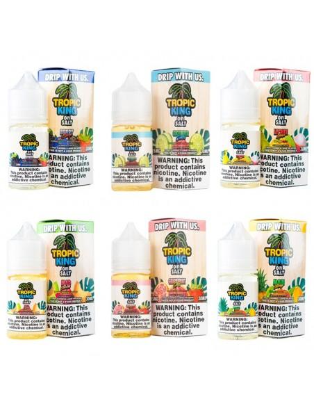 Tropic King On Salt E-juice 30ml Collection 0