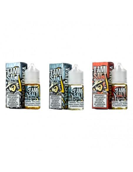 Yami Vapor Salt E-liquid 30ml Collection 0