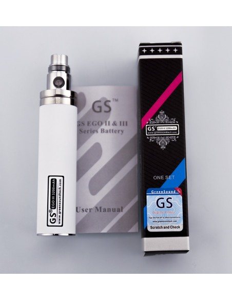 GreenSound GS EGO II 2200mAh Battery 2