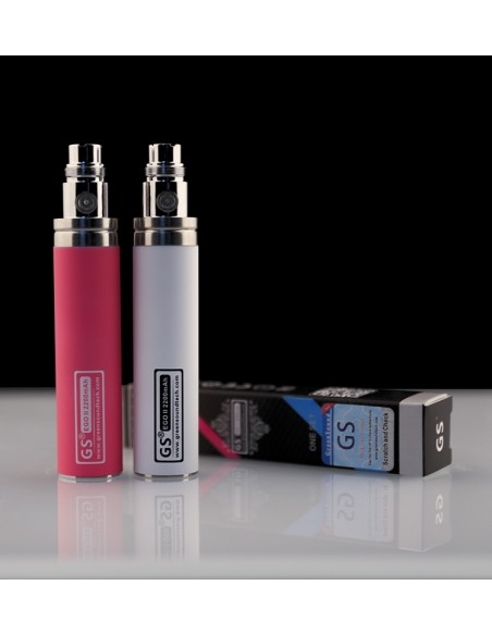 GreenSound GS EGO II 2200mAh Battery 5