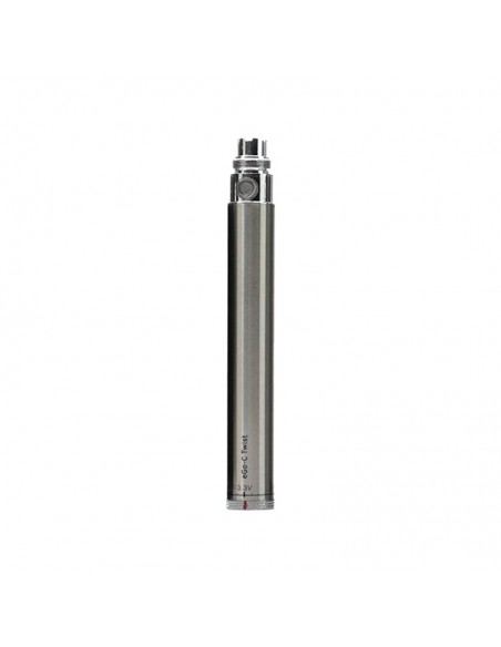 eGo-C Twist Battery Variable Voltage SS Battery 1pcs:0 US