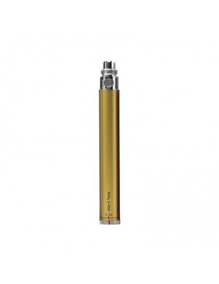 eGo-C Twist Battery Variable Voltage Gold Battery 1pcs:0 US