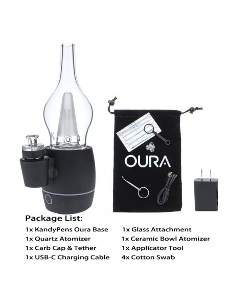 Kandypens Oura Vaporizer For Wax/Dab 1