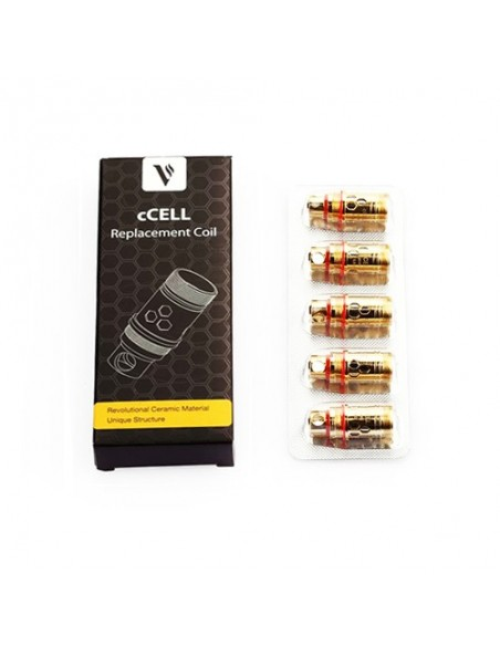 Vaporesso Ccell Coils(0.2/0.5/0.6/0.9ohm) 0