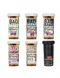 Bad Drip Labs Bad Blood Bad Salt E-juice 30ml Collection 0