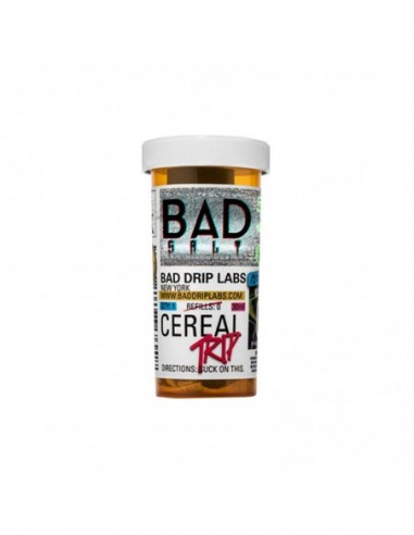 Bad Drip Labs Bad Blood Bad Salt E-juice 30ml Collection Cereal Trip 45mg:0 US