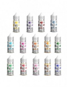 Mad Hatter I Love Salt E-liquid 30ml Collection 0
