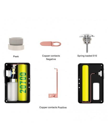 Vandy Vape Pulse BF Box Mod 8ml 3