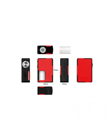 Vandy Vape Pulse BF Box Mod 8ml 7
