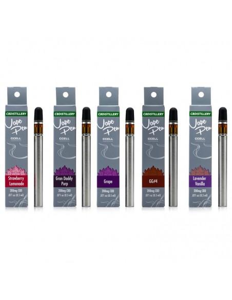 CBDistillery CBD Vape Pen 0