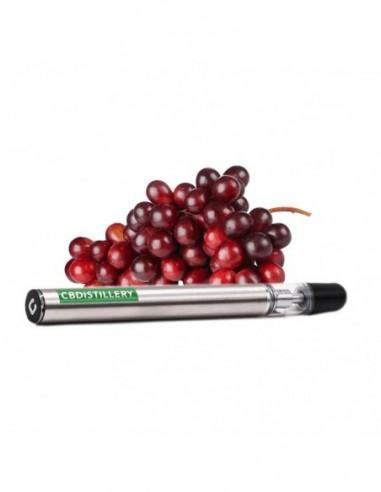 CBDistillery CBD Vape Pen Grape 200mg CBD Vape Pen 1pcs:0 US