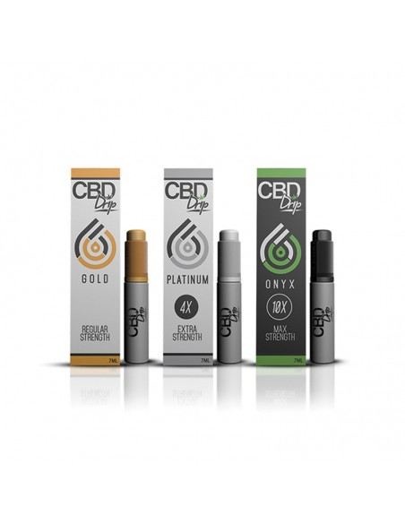 CBD Drip CBD Vape Additive 0