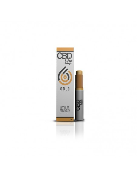 CBD Drip CBD Vape Additive Gold 7ml 14.5mg CBD:0 US
