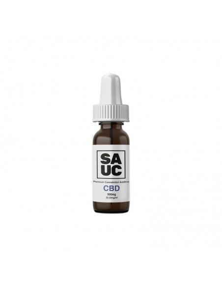SAUC CBD Vape Additive 15ml 125mg:0 US