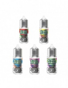 Cloud Nurdz Salt Nic E-liquid 30ml Collection 0