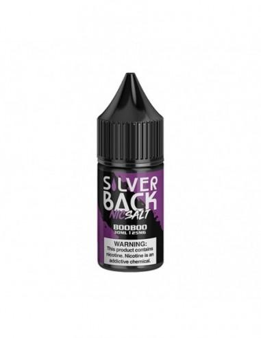 Silverback Juice Co Nic Salt Vape Juice 30ml Collection BooBoo 25mg:0 US