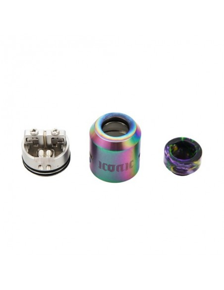 Vandy Vape Iconic RDA Tank(2ml/24mm) 3