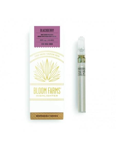 Bloom Farms CBD Mini Vape Pen Blackberry 1pcs:0 US