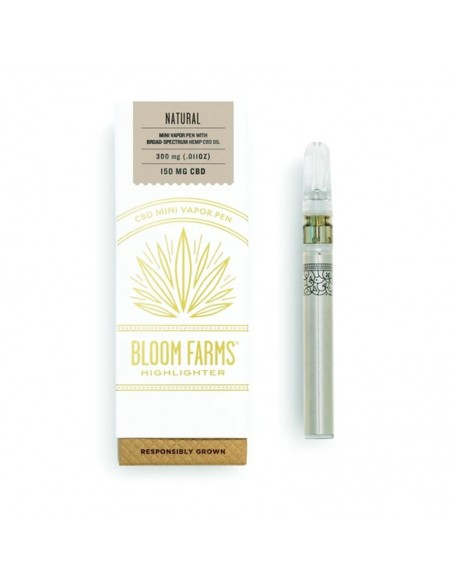 Bloom Farms CBD Mini Vape Pen Natural 1pcs:0 US