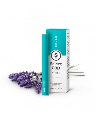 Select CBD Blends Vape Pen Relax Lavender 1pcs:0 US