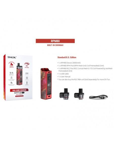 SMOK RPM80/RPM80 Pro Pod Mod Kit 1