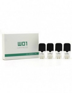 Ovns W01 Refillable Pods 4pcs
