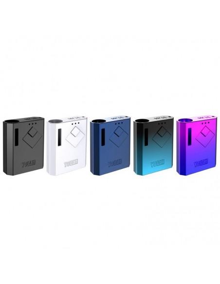 Yocan Wit Box Mod 510 Thread Battery 500mAh 0