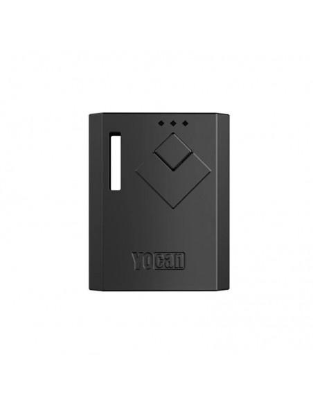 Yocan Wit Box Mod 510 Thread Battery 500mAh Pearl Black Mod 1pcs:0 US
