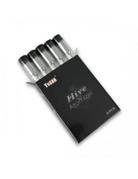 Yocan Hive Atomizers For Thick Oil 1.8ohm Atomizer 5pcs:0 US