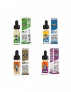 CBDfx CBD Vape Oil Additive Collections 0