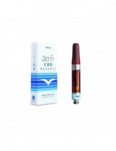 Jetty CBD Reserve 1000mg Cartridge 0