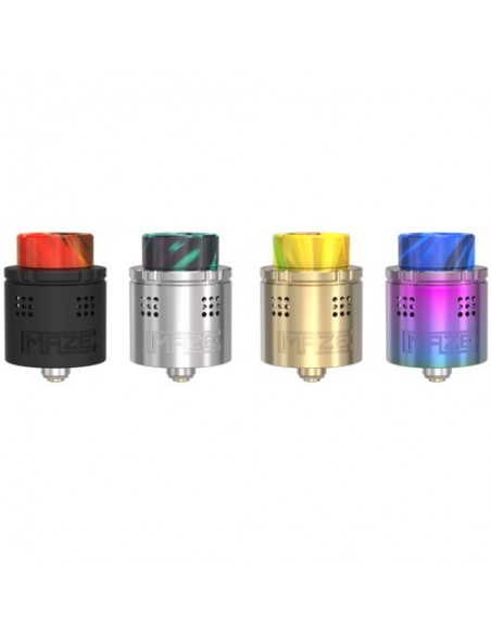 Vandy Vape Maze BF RDA Tank(2ml/24mm)-For Squonk BF Box Mod 0