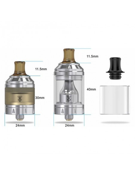 Vandy Vape Berserker MTL RTA 24mm 2ml/4.5ml 5
