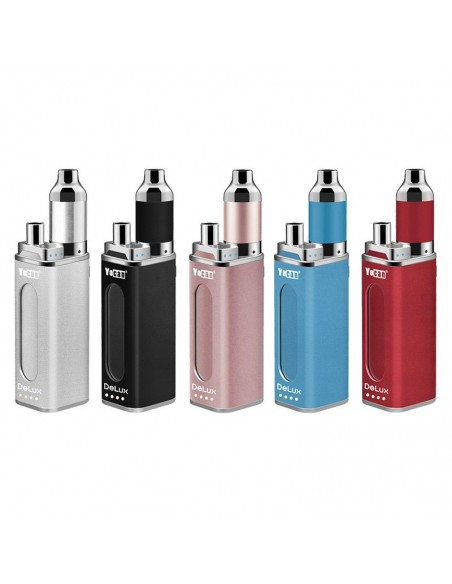 Yocan Delux 2 in 1 Vaporizer 0