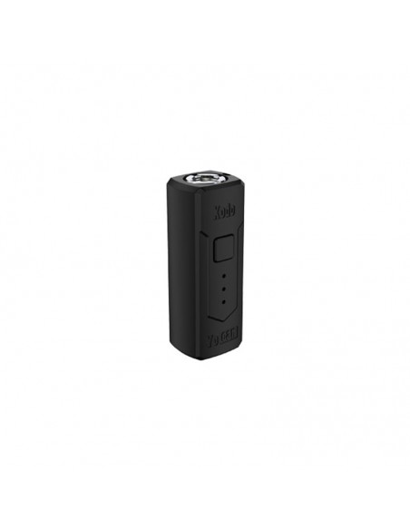 Yocan Kodo 510 Battery 400mAh Box Mod Black 1pcs:0 US