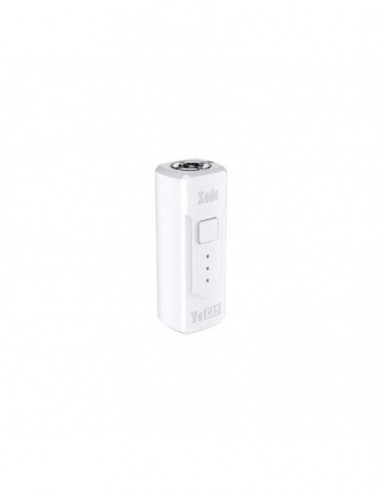 Yocan Kodo 510 Battery 400mAh Box Mod White 1pcs:0 US