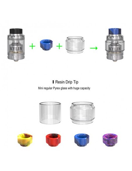 Vandy vape Kylin Mini RTA 3/5ml 4