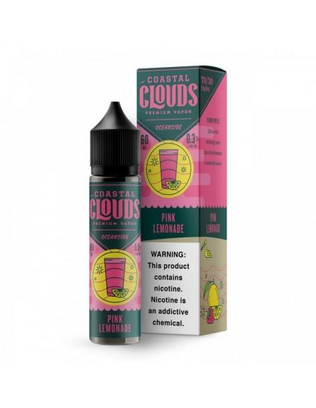 Coastal Clouds E-Liquid 60ml Collection Pink Lemonade 3mg 1pcs:0 US