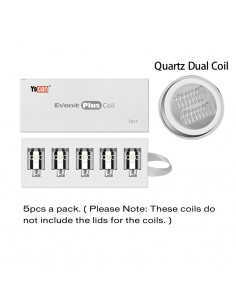 Yocan Evolve Plus Coils