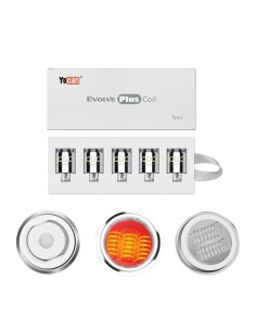 Yocan Evolve Plus Replacement Coil QDC/CDC Coil 5pcs/pack Fit For Evolve Plus 0