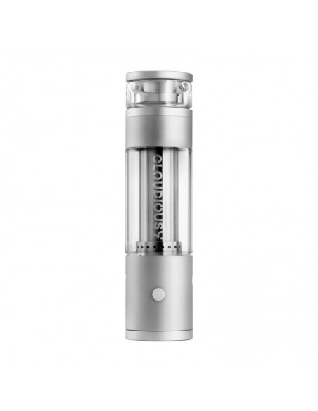 Hydrology9 Portable Vaporizer For Dry Herb Silver 1pcs:0 US